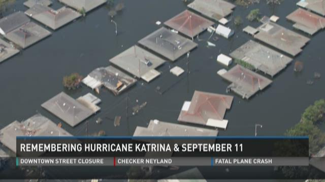 Investigative veterans recall Katrina, 9/11 work