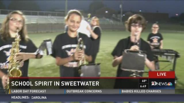 #PrepXtra School spirit in Sweetwater