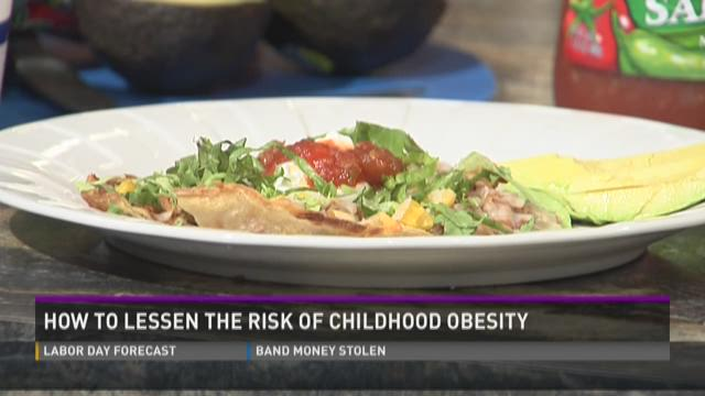 How to Lesson the Risk of Childhood Obesity