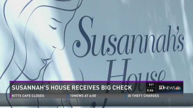 Everyday Acts: Check for Susannah's House