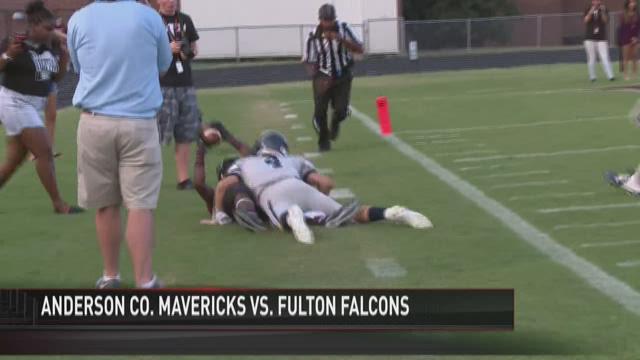 Fulton dominates Anderson County