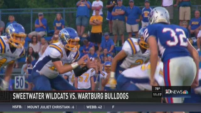 Sweetwater vs. Wartburg