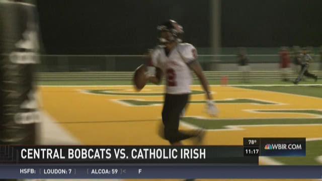 Central upsets Catholic