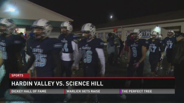 Science Hill at Hardin Valley
