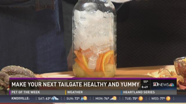 Healthy Tailgating Ideas