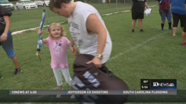 Your Stories: Football team features women players