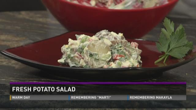 Fresh Potato Salad
