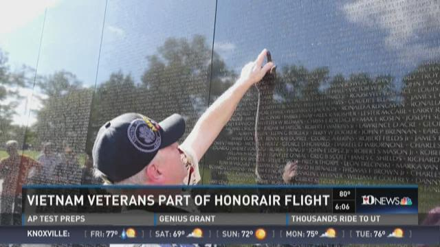 Service %26 Sacrifice: Overdue honor given to Vietnam vets