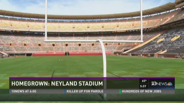 HomeGrown: Neyland Stadium is a marvel