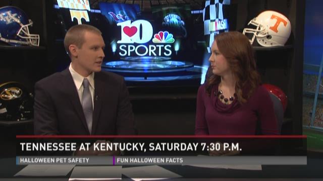 Talking Vols: What makes Kentucky dangerous?
