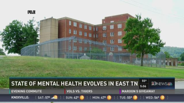 Mental Healthcare Has Changed Through The Years In East Tenn